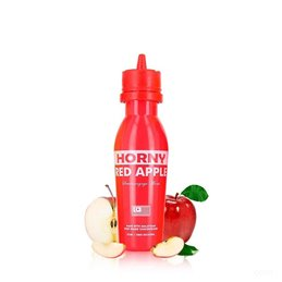 HORNY flava - RED APPLE- 65ml