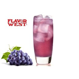 Flavor West Aroma Grape Soda