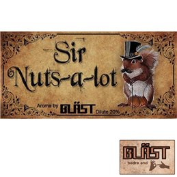 BLÄST Aroma -Sir Nuts-a-lot-