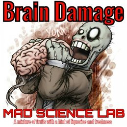 Mad Science Lab Essence (Brain Damage)10ML Aroma