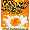 Mad Science Lab Essence (Milkey Heaven Peach)10ML Aroma
