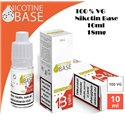 Nicotine Base 18mg VG 70 -PG 30 10ml