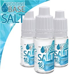 Nicotine Base SALT PG50/VG50 - 18 mg 10ml