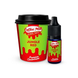 Coffe Mill - Jungle Red 10ml