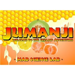 Mad Science Lab Essence (Jumanji) 10ML Aroma