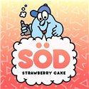 SÖD nordic - Strawberry Cake - aroma 10ml