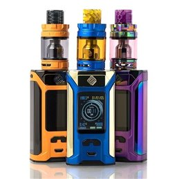 SINUOUS RAVAGE230 200W med GNOME King 2ml Kit