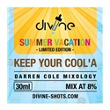 Divine  Shots - Keep Your Cool'a-  Aroma 30ML