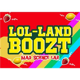 Mad Science Lab Essence (LOL-LAND Boozt) 10ML