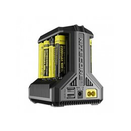 Nitecore Intellicharger I8 Li-ion/NiMH Battery 8-slot