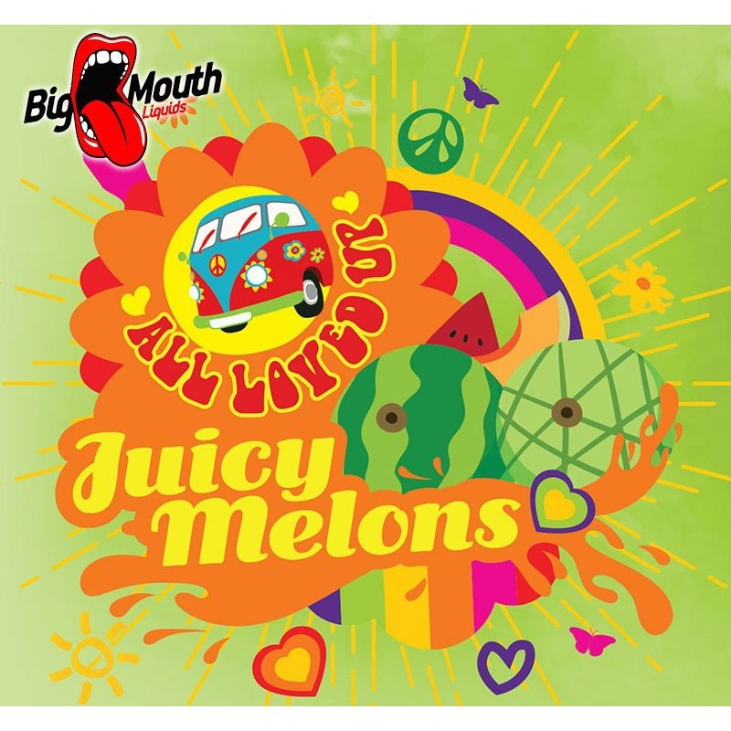 Big Mouth Aroma Juicy Melons