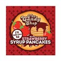 Big Mouth Aroma Strawberry Syrup Pancakes