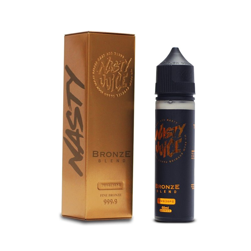 Nasty Juice - Tobacco – Bronze Blend - (50 ml + 10 ml)