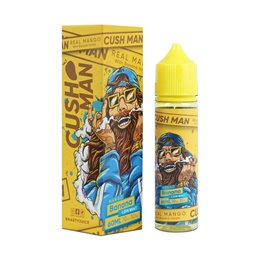 Nasty Juice -Cush Man Series – Mango Banana - (50 ml + 10 ml)