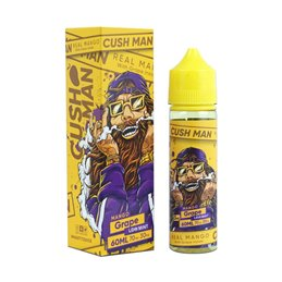 Nasty Juice -Cush Man Series – Mango Grape - (50 ml + 10 ml)