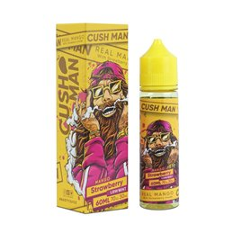 Nasty Juice -Cush Man Series – Mango Strawberry - (50 ml + 10 ml)