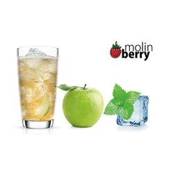 Molin Berry -Cider Apple Mint-   Aroma