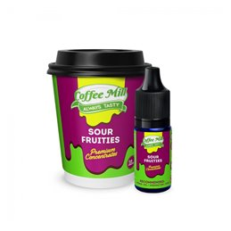 Coffe Mill - Sour Fruities  10ml