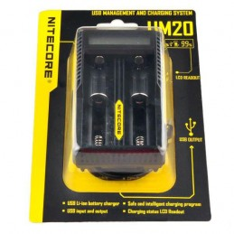 Nitecore Intellicharger UM20