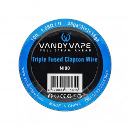 VandyVape - Triple Fused...