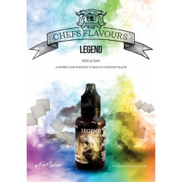 Chef´s Flavours *  Legend...