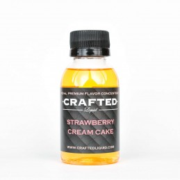 CRAFTED *STRAWBERRY CREAM...