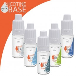 6mg. Nikotin base - 4x10ml