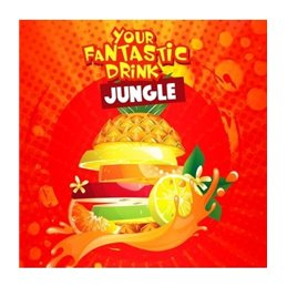 Big Mouth - Your Fantastic Drink- Jungle- 60 ML