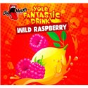Big Mouth - Your Fantastic Drink- Wild Raspberry- 60 ML