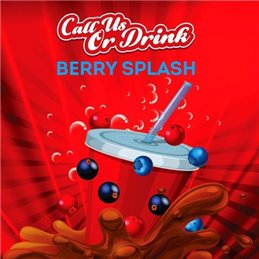 Big Mouth - Call us or Drink - Berry Splash - 60 ML