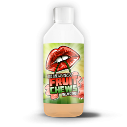 The Brews Bros -250ML BREWS SHOT - FRUIT CHEWS - (50ML aroma)