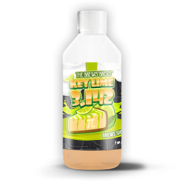 The Brews Bros -250ML BREWS SHOT - Key Lime 3.142- (50ML aroma)