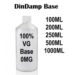 DinDamp  Base Kit 100 % VG 0mg