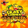 Big Mouth - Crazy Candies - Golden Orange - 60 ML