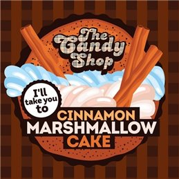 Big Mouth *Cinnamon Marshmallow Cake* aroma