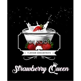 Joe Roots *STRAWBERRY QUEEN* Joe Roots Shot 250ML (50ML aroma)Aroma