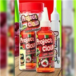 Project Cloud -Red Grape (Red)-120ML