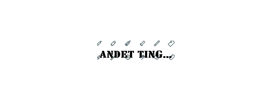 Andet ting
